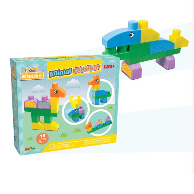Kid's Blocks - Animal Creation