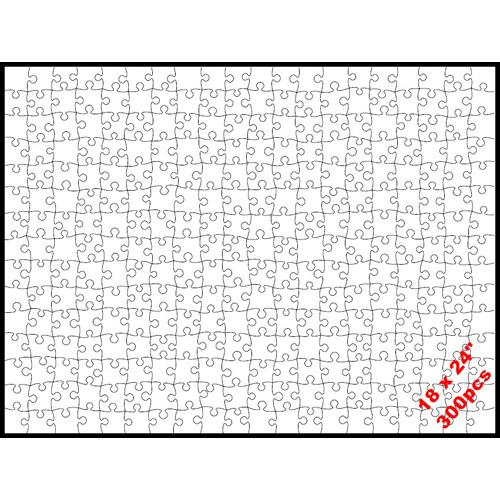 Puzzle 18 x 24 (300p)