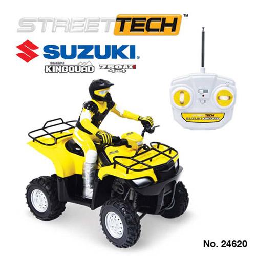 R/C Suzuki Kingquad