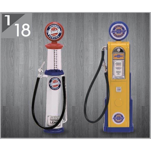 Gas Pump 1:18