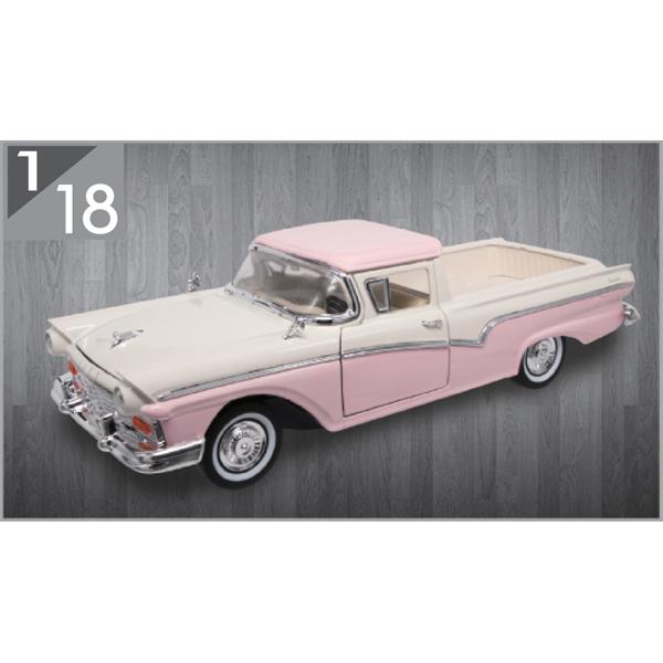 1957 Ford Ranchero 1:18