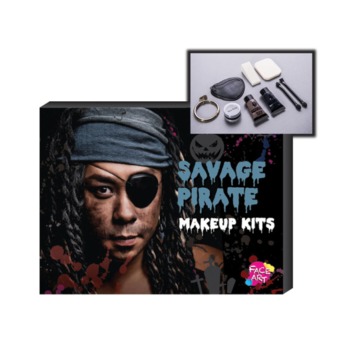 Makeup Kit - Savage Pirate