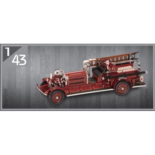 1925 Ahrens-Fox N-S-4 1:43