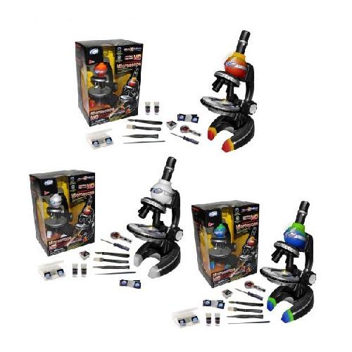 150/350/750/1250x HD New Generation Die Cast Microscope
