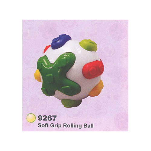 Soft Grip Rolling Ball