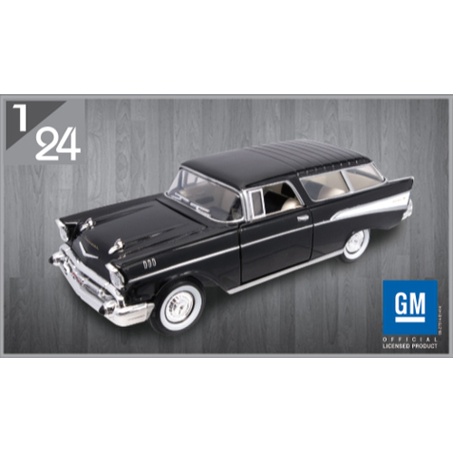 1957 Chevrolet Nomad 1:24