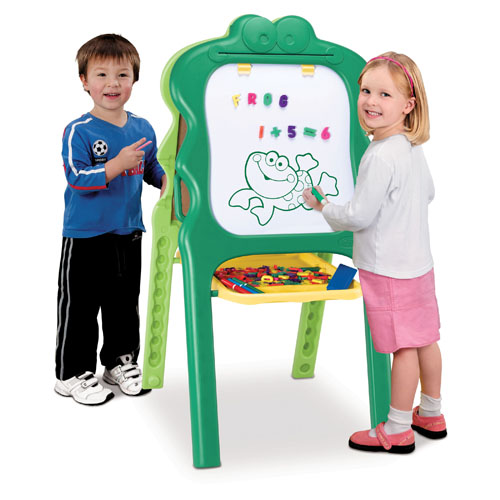Froggy Magnetic Double Easel