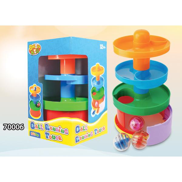 Ball Bunning Tower