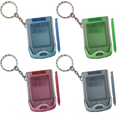 Mini Keychain PDA