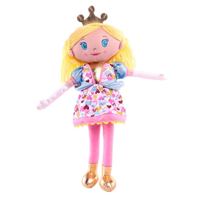 Stuffed Princess Doll