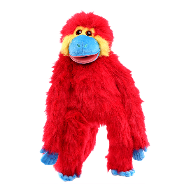 Plush Gibbon