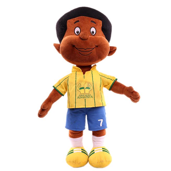 Plush Doll Boy