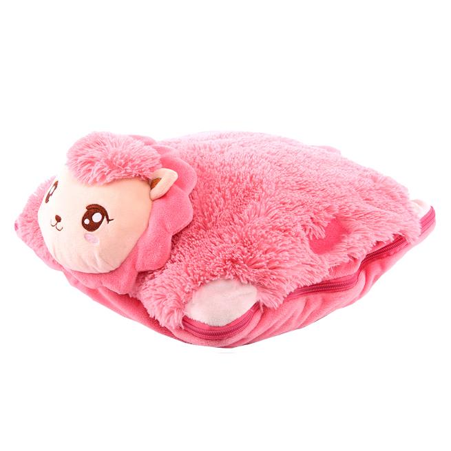 Plush Animal Blanket