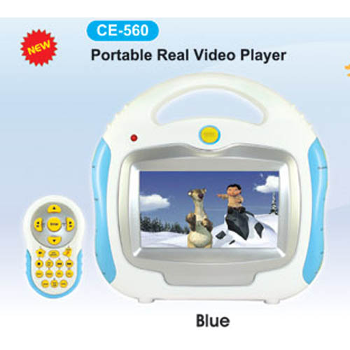 Portable Real Video Player
