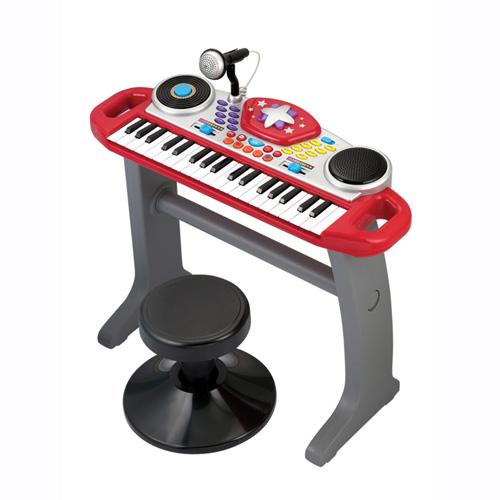 Electronic Keyboard Tunes Set