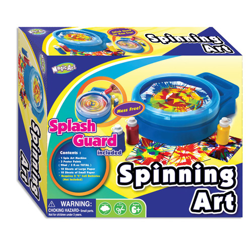 Spinning-Art