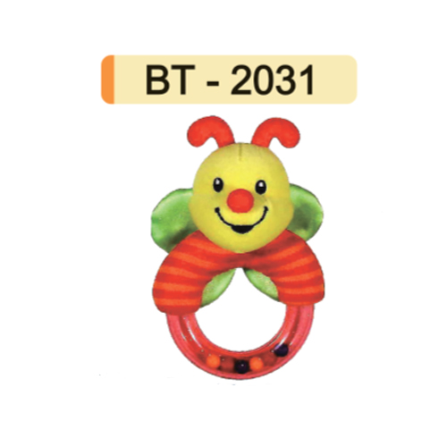 Butterfly Ring Rattle