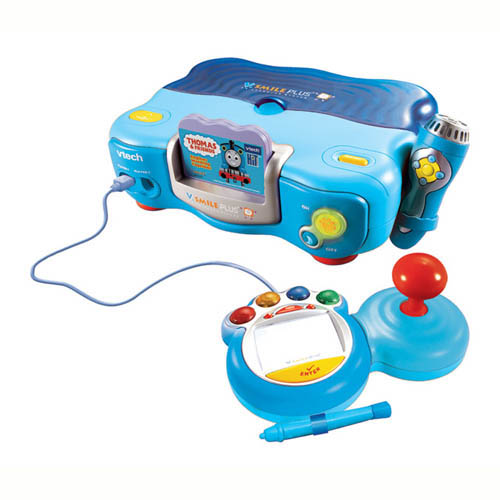 V.Smile TV Learning System with Thomas & Friends Game (Blue)