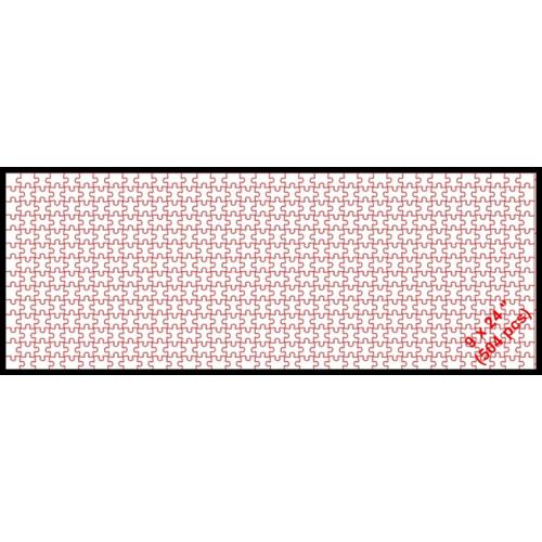 Puzzle 9 x 24 (504p)