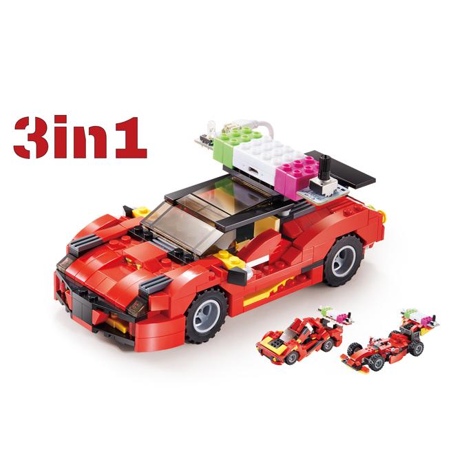 Speedy Racer 3in1