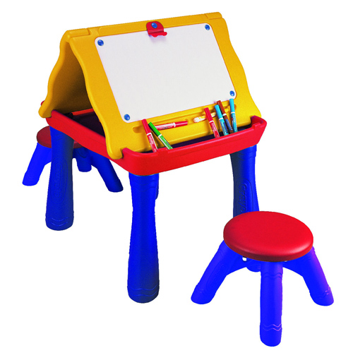 Play N Draw Activity Table