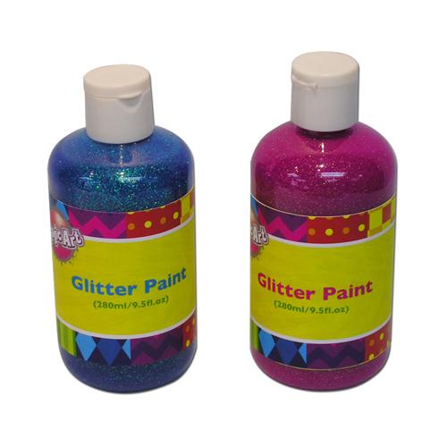 Glitter-Paint