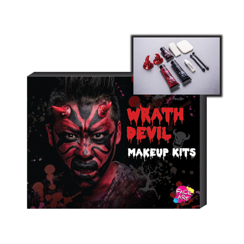 Makeup Kit - Wrath Devil