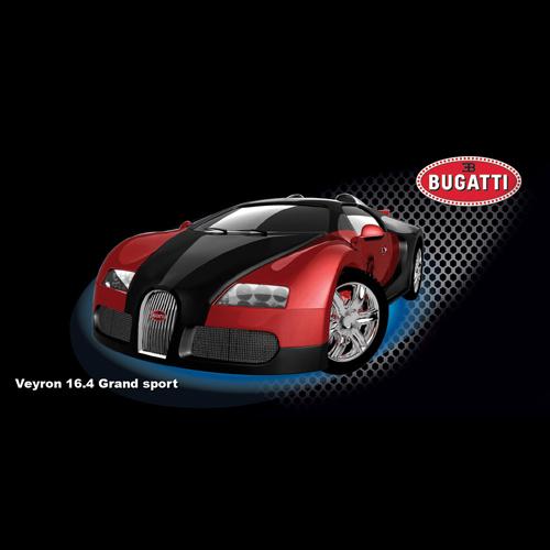 Veyron 16.4 Grand Sport