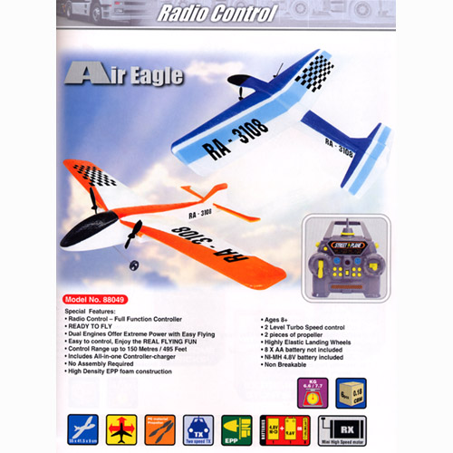 Radio Control Flying Toys