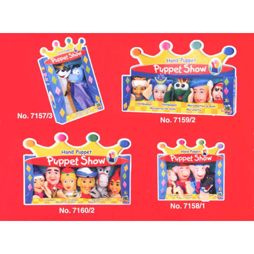 Puppet Theatre Playset