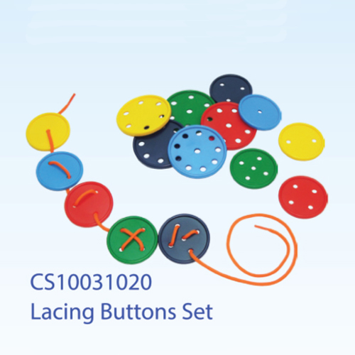 Lacing Buttons Set