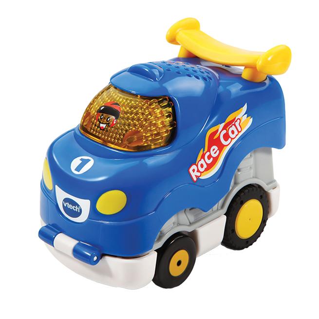 Go! Go! Smart Wheels Press & Race Fire & Flame Racers