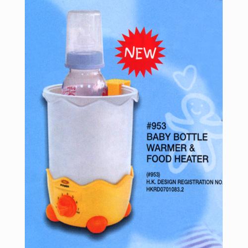 Baby Bottle Warmer & Food Heater