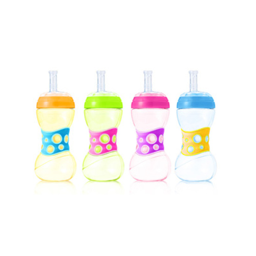 JJ's Sporty Cup with Sipper and Straw (300ml / 10oz)