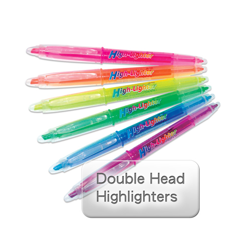 Double Head Highlighters