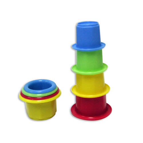 6 in 1 Stacking Cups