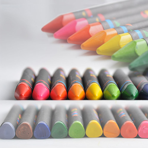 Triangular Crayon