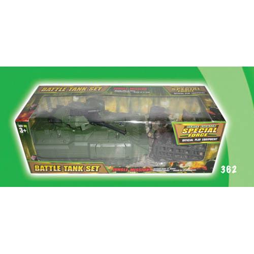 Battle Tank Set