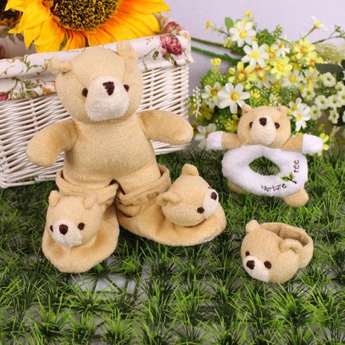 Bear series of dolls
