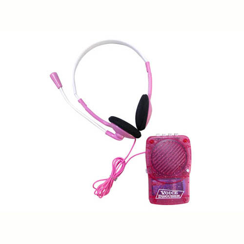Voice Changer With Headset Mic