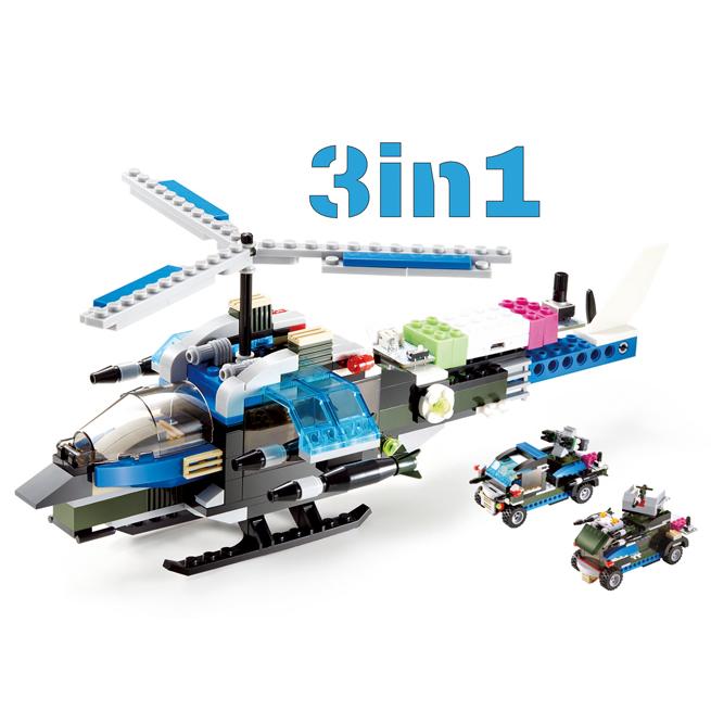Black Hawk 3in1