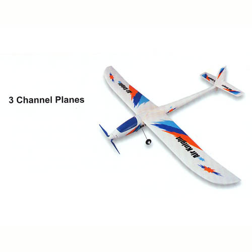 3 Channel Planes