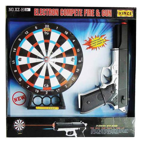 Electron Compete Fire & Gun