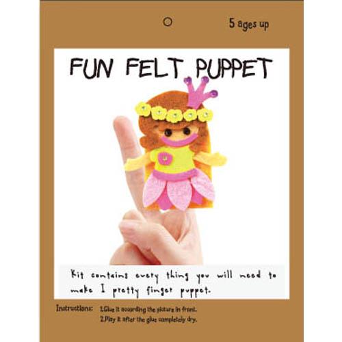 Fun Felt Puppet