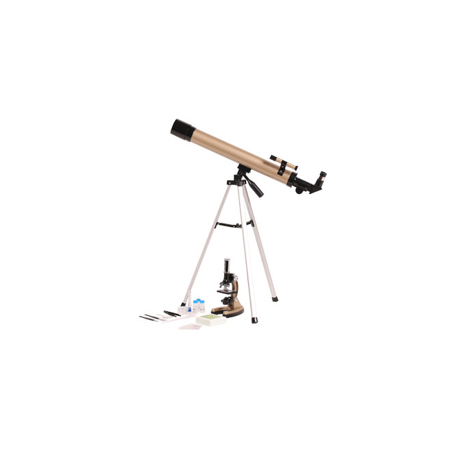 Telescope & Microscope Kit