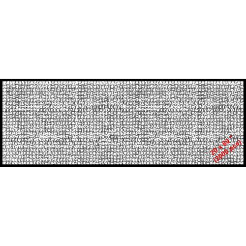 Puzzle 20 x 60 (2000p)