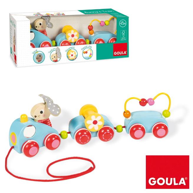Bunny's Train