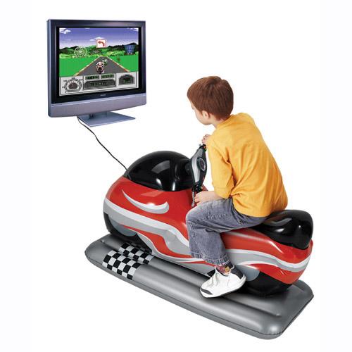 P&P Inflate-a-Motorbike