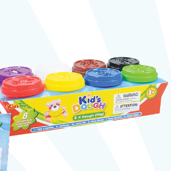 Kid's Dough - Dough x 8