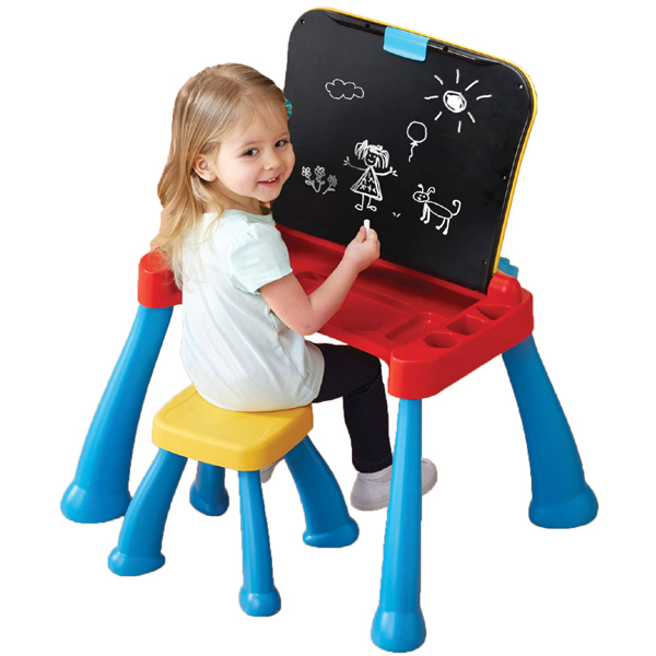Touch and Learn Activity Desk Deluxe (Frustration Free Packaging)